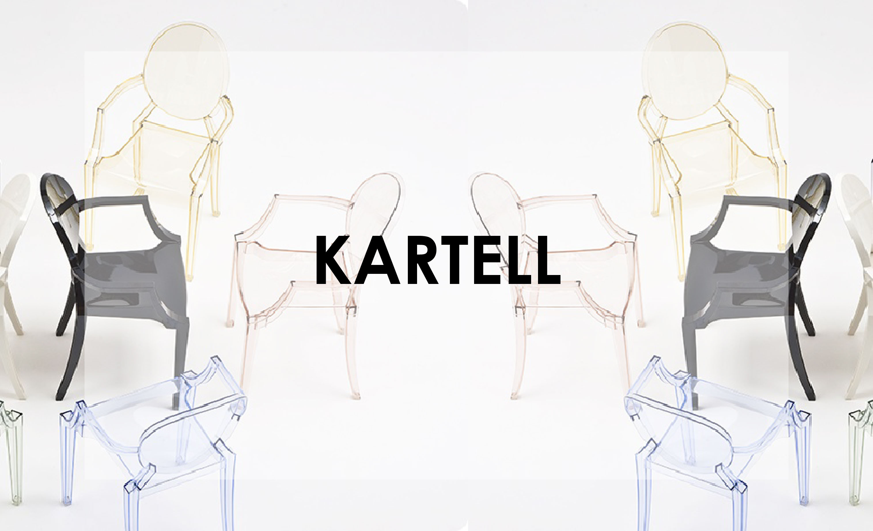 starck kartell louis chair ghost philippe transparant
